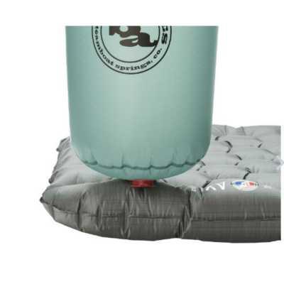 Big Agnes Pumphouse Platinum Pad Inflator