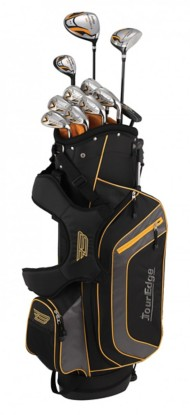 Men's Tour Edge Bazooka 260 Golf Club Set
