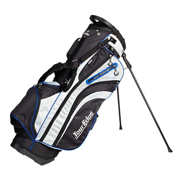 Light Stand Golf Bag: Tour Edge Hot Launch 3 Ultra-Light Stand Golf Bag