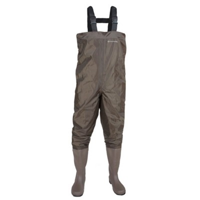 Compass 360 Windward PVC Cleated Sole Chest Wader