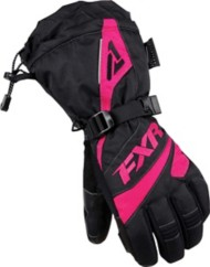Women's FXR Fusion Snowmobiling Gloves