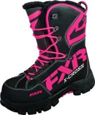 Women's FXR X Cross Snowmobile Boot