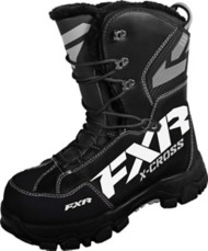 Men's FXR X Cross Snowmobile Boot