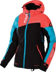 Women's FXR Vertical Edge Jacket