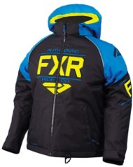 Youth FXR Clutch Jacket