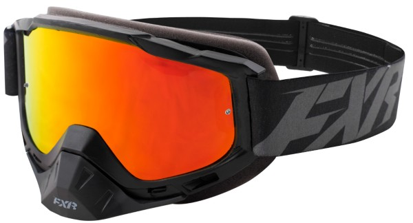 Black Ops (Smoke Lens with Solar Finish)