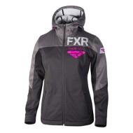 Women's FXR Ride Co. Softshell Hoodie 18