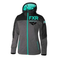 Women's FXR Ride Co. Softshell Hoodie 18