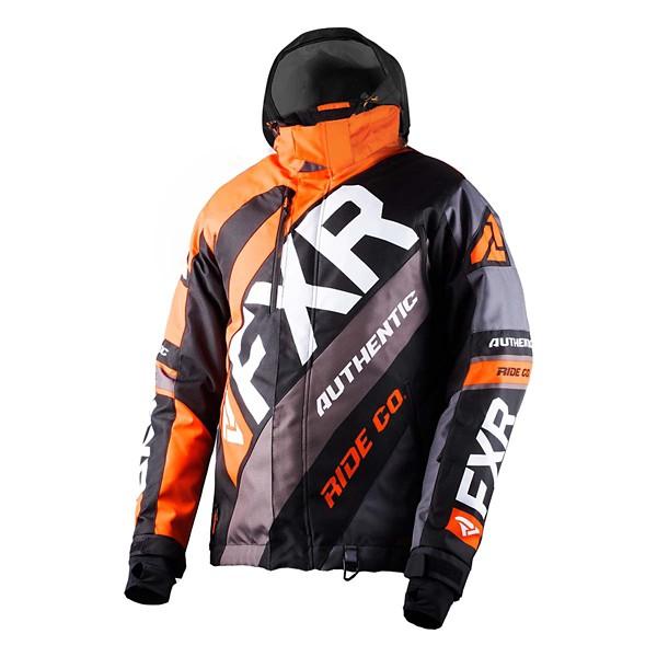 Orange/Black/Charcoal/White