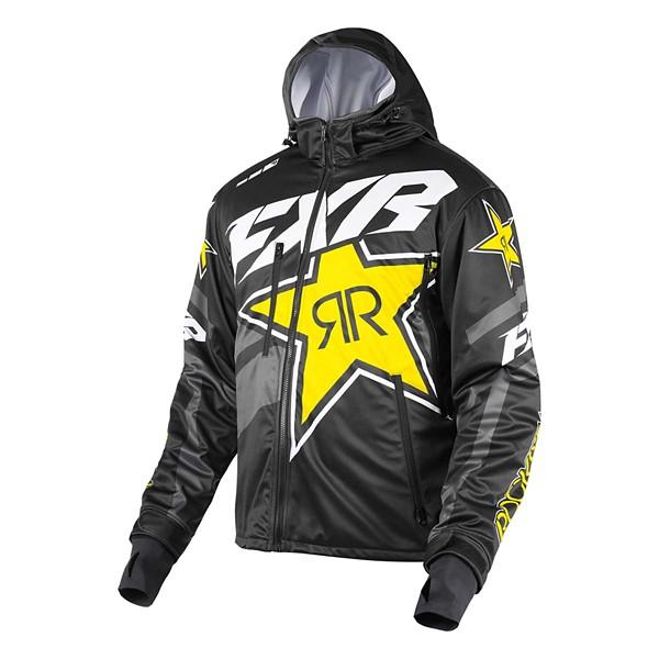 Black/Yellow/Rockstar