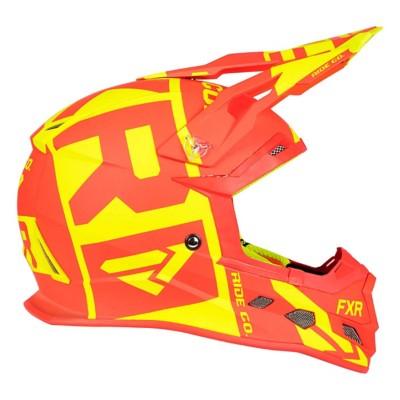 Adult FXR Boost Clutch Helmet 19