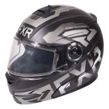 Adult FXR Fuel Modular Evo Helmet W/ Elec Shield 19