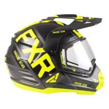 Adult FXR Torque X Evo Helmet W/ Elec Shield 19