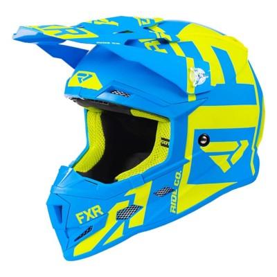 Youth FXR Boost Clutch Helmet 19