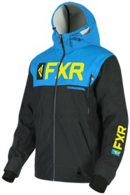 Men's FXR Helium Ride Softshell Jacket 19