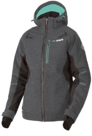 Women's FXR Vertical Pro Insulated Softshell 19