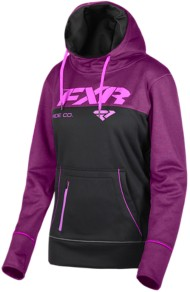 Women's FXR Pursuit Tech Pullover Hoodie 19