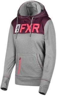 Women's FXR Helium Tech Pullover Hoodie 19