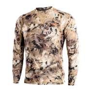 Men's Sitka Core Lightweight Crew Long-Sleeve T-Shirt