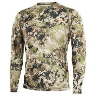 Men's Sitka Core Lightweight Crew Long-Sleeve T-Shirt