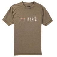 Men's Sitka Elk Antler Evolution T-Shirt