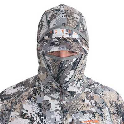 Men's Sitka Core Lightweight Hooded 1/2 Zip