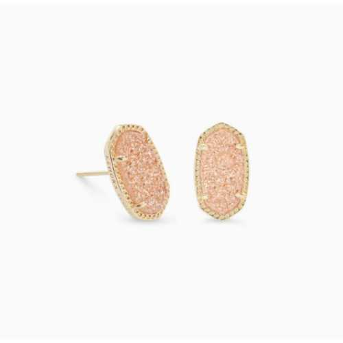 Women's Kendra Scott Ellie Gold Plate Stud Earrings