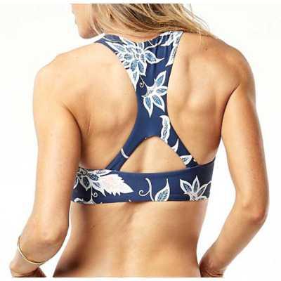 Women's Carve Designs Sanitas High Neck Bikini Top