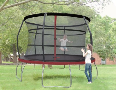 Jump Power 15' Trampoline with Enclosure