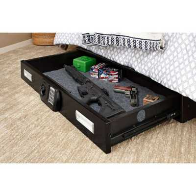 Hornady SnapSafe Under Bed Safe