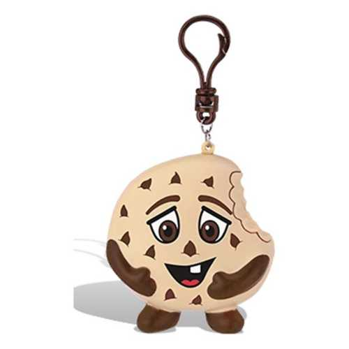 Whiffer Squisher Chunky Chuck Cookie Scented Backpack Clip