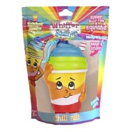 Whiffer Squishers Chill Bill Rainbow Slushy Scented Backpack Clip