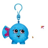 Whiffer Squishers Ima Bubblepopper Blue Raspberry Bubble Gum Scented Backpack Clip