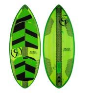 "Ronix Koal Tumbtail+ 4'4"" Wakesurf Board"