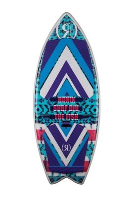 "Women's Ronix Koal Fish Technora 4'5"" Wakesurf Board"