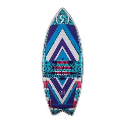 "Women's Ronix Koal Fish Technora 4'5"" Wakesurf Board"