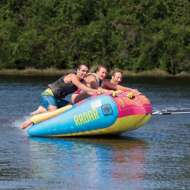 Radar Afterburner 3 Person Tube