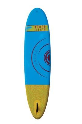 "Radar Zephyr Inflatable 10'6"" SUP Board"