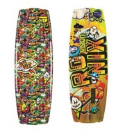Youth Ronix Vision Wakeboard 120 With Vision Boot Package