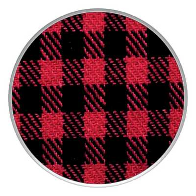 Pop Socket Classic Check Red