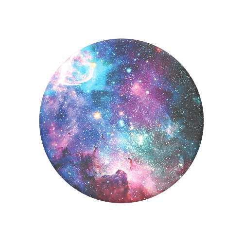 Pop Grip Blue Nebula
