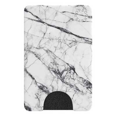 PopWallet White Marble