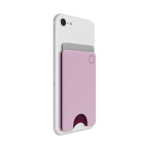 Pop Wallet  Blush Pink