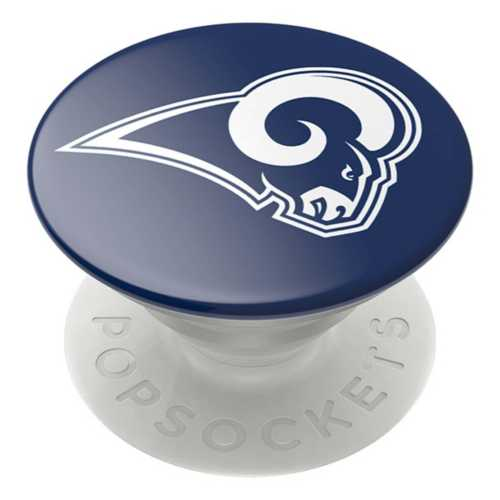 Pop Sockets Los Angeles Rams Swappable Phone Accessory