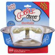 Loving Pets Gobblestopper Slow Dog Feeder
