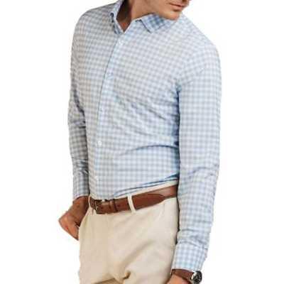Men's Mizzen and Main Hampton Long Sleeve Shirt
