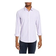 Men's Mizzen and Main Seaside Tattersall Performace Long Sleeve Shirt
