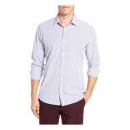 Men's Mizzen and Main Olson Plaid Long Sleeve Shirt