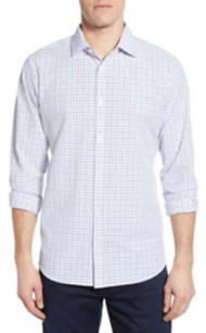 Men's Mizzen and Main Hopper Long Sleeve Shirt