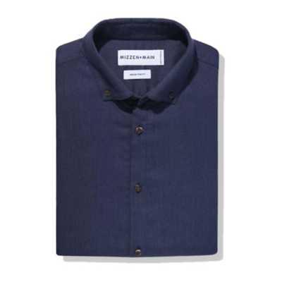 Men's Mizzen and Main Proctor Flannel Shirt